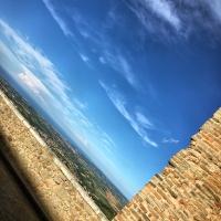 La Rocca , le sue sfumature...9 - Larabraga19 - Montefiore Conca (RN)