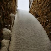La Rocca e la neve42 - Larabraga19 - Montefiore Conca (RN)