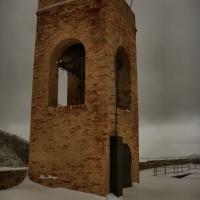 La Rocca e la neve45 - Larabraga19 - Montefiore Conca (RN)