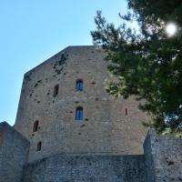 Rocca Malatestiana, lato mare - Sibilla Fanciulli - Montefiore Conca (RN)