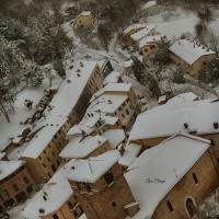 La Rocca e la neve16 - Larabraga19 - Montefiore Conca (RN)