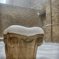La Rocca e la Galaverna....ghiaccio sulla neve44 - Larabraga19 - Montefiore Conca (RN)