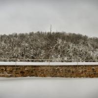 La Rocca e la neve48 - Larabraga19 - Montefiore Conca (RN)