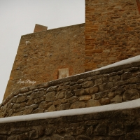 La Rocca e la magia della neve11 - Larabraga19 - Montefiore Conca (RN)