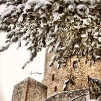 La Rocca e la neve19 - Larabraga19 - Montefiore Conca (RN)