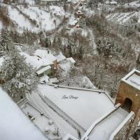 La Rocca e la neve12 - Larabraga19 - Montefiore Conca (RN)