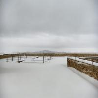 La Rocca e la neve46 - Larabraga19 - Montefiore Conca (RN)