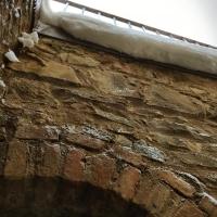 La Rocca e la Galaverna....ghiaccio sulla neve7 - Larabraga19 - Montefiore Conca (RN)