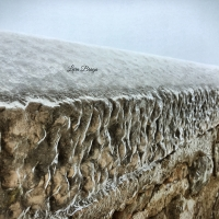 La Rocca e la Galaverna....ghiaccio sulla neve40 - Larabraga19 - Montefiore Conca (RN)