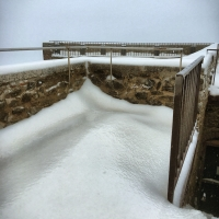 La Rocca e la Galaverna....ghiaccio sulla neve23 - Larabraga19 - Montefiore Conca (RN)