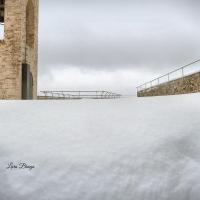 La Rocca e la neve43 - Larabraga19 - Montefiore Conca (RN)