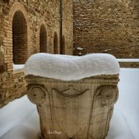 La Rocca e la neve34 - Larabraga19 - Montefiore Conca (RN)