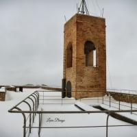 La Rocca e la neve20 - Larabraga19 - Montefiore Conca (RN)