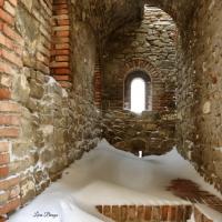 La Rocca e la magia della neve55 - Larabraga19 - Montefiore Conca (RN)