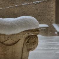 La Rocca e la Galaverna....ghiaccio sulla neve43 - Larabraga19 - Montefiore Conca (RN)