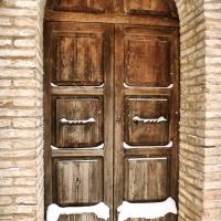 La Rocca e la neve30 - Larabraga19 - Montefiore Conca (RN)