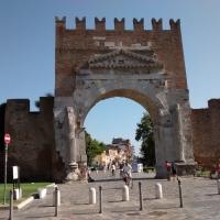 Merlatura ghibellina - Marmarygra - Rimini (RN)
