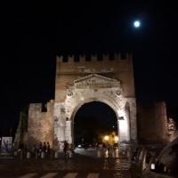 Punto luce sopra - Marmarygra - Rimini (RN)