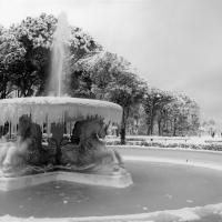Fontana dei 4 cavalli gelata - GianlucaMoretti - Rimini (RN)
