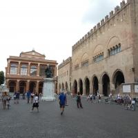 Piazza Cavour in Rimini - Oleh Kushch - Rimini (RN)