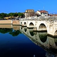 Ponte Tiberio Rimini - Chiaracob - Rimini (RN)