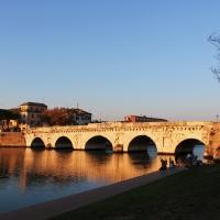 Ponte di Tiberio di Rimini - Thomass1995 - Rimini (RN)