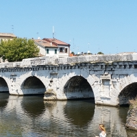 Bridge of Tiberius 02 - Hecatonkheir - Rimini (RN)