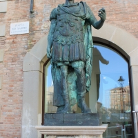 La Statua di Giulio Cesare - Thomass1995 - Rimini (RN)