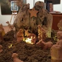 Presepio di Vita Voi al Museo di Saludecio 02 - Marco Musmeci - Saludecio (RN)
