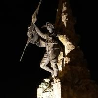 Monumento ai Caduti di Saludecio 01 - Marco Musmeci - Saludecio (RN)