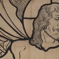 Tito Chini, Pietà, particolare - Marco Musmeci - Saludecio (RN)