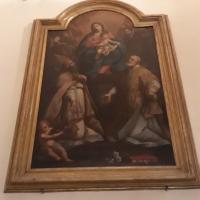 Quadro Chiesa - Marco Musmeci - Saludecio (RN)