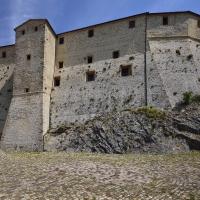 San leo rocca, mastio centrale - Carlo grifone - San Leo (RN)