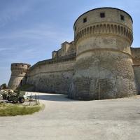 San leo rocca, ingresso - Carlo grifone - San Leo (RN)