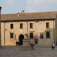 San Leo, palazzo mediceo (05) - Gianni Careddu - San Leo (RN)
