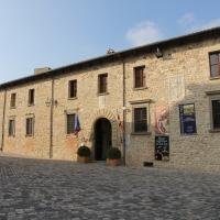 San Leo, palazzo mediceo (04) - Gianni Careddu - San Leo (RN)