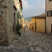 San Leo, porta di Sopra (02) - Gianni Careddu - San Leo (RN)