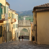 San Leo, porta di Sopra (05) - Gianni Careddu - San Leo (RN)