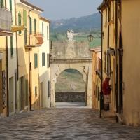 San Leo, porta di Sopra (04) - Gianni Careddu - San Leo (RN)