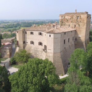 Castello Malatestiano di Santarcangelo -  foto di: Urcatv / Cometa Film - Urcatv / Cometa Film